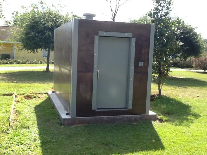 Portable Tornado Shelters : Vulcan storm shelters
